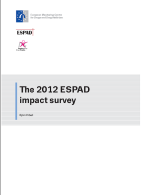 The 2012 ESPAD Impact Survey